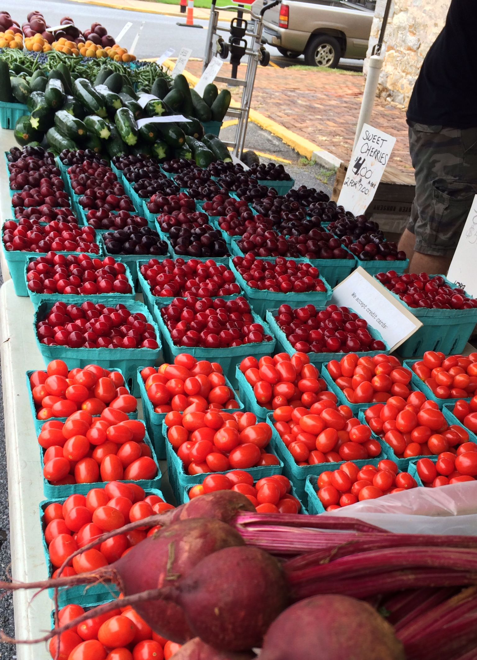 Charles Town Farmers Market Photo